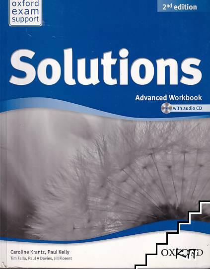 Solutions. Advanced Student's Book / Advanced Workbook + CD