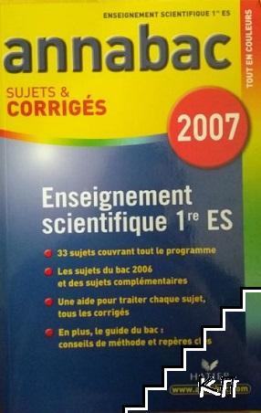 Annabac sujets et corrigés 2008
