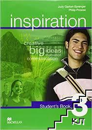 Inspiration: Student's Book 3