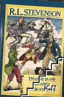 Treasure island kidnsapped / The black arrow