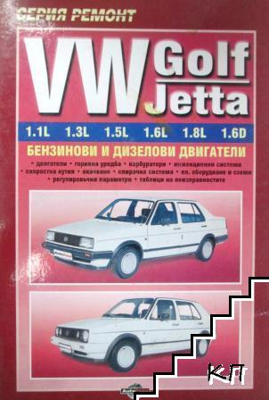 Серия ремонт-VW Golf / Jetta