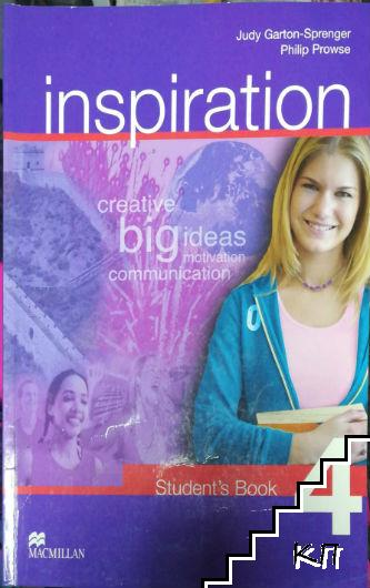 Inspiration. Student's Book 4