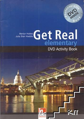 Get Real. Elementary DVD Activity Book