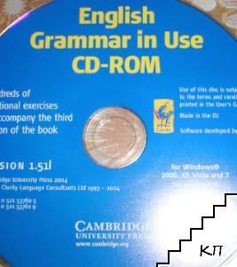 English Grammar in Use CD-ROM. User's Guide