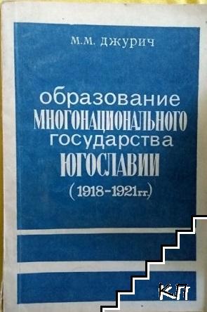 Образование многонационального государства Югославии (1918-1921 гг.)