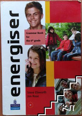Energiser. Grammar Book for the 6th grade