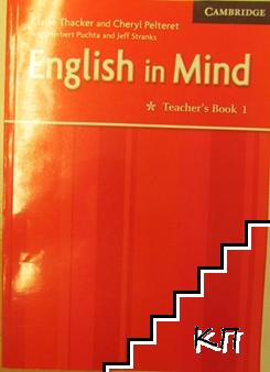 English in Mind. Teacher's Book 1