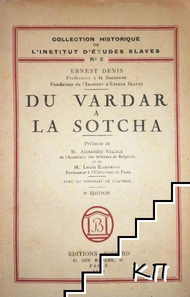 Du Vardar a la Sotcha