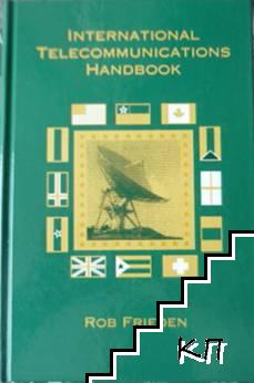 International Telecommunications Handbook