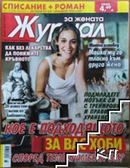 Журнал за жената. Бр. 15 / 2019