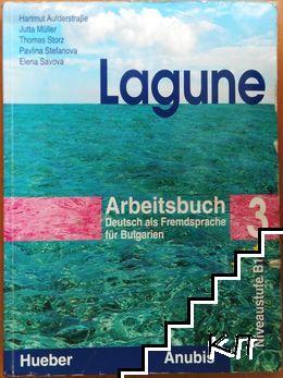 Lagune. Arbeitsbuch 3: Niveaustufe B1