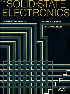 Solid State Electronics (Laboratory Manual) 2nd Edition