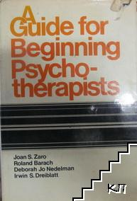 A Guide for Beginning Psychotherapists