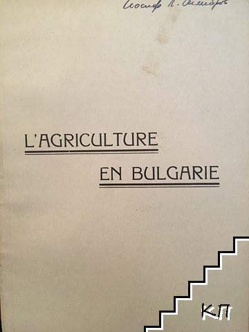 L'agriculture en Bulgarie