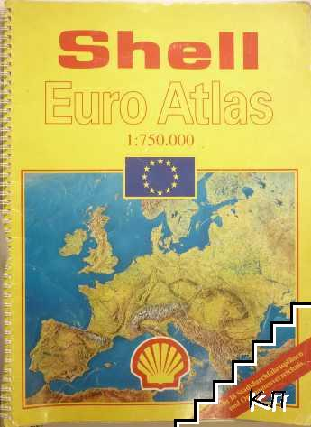 Shell. Euro Atlas