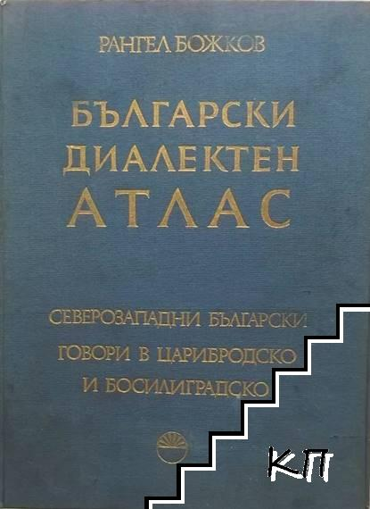 Български диалектен атлас. Северозападни български говори в Царибродско и Босилиградско. Част 1-2