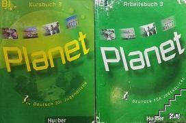 Planet B1 Kursbuch 3 / Arbeistbuch 3