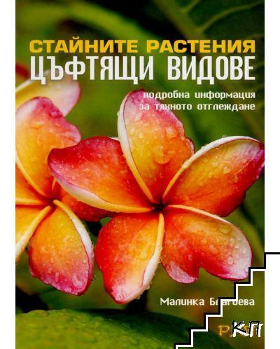 Стайните растения. Цъфтящи видове