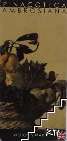 Pinacoteca Ambrosiana. Visitor's map