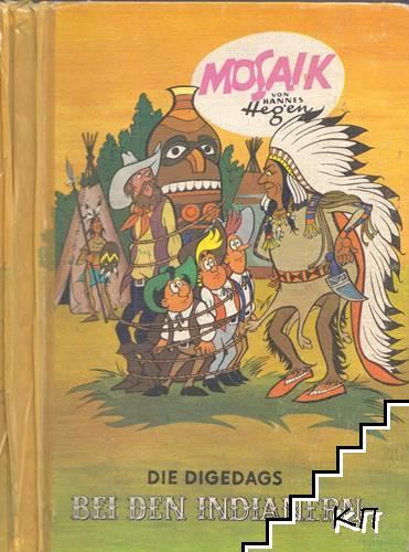 Mosaic: Die Digedags bei den Indianern