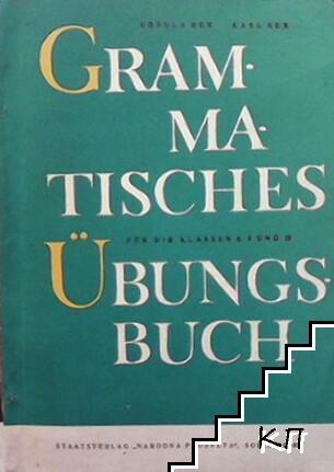 Grammatisches übungsbuch für die 8.-10. klasse