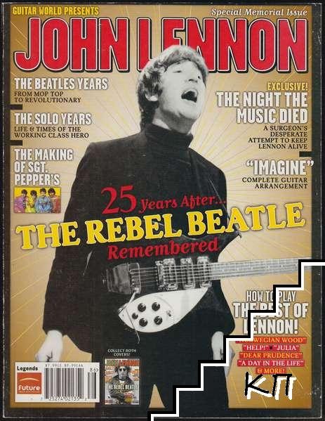 Guitar World Presents John Lennon: Special Memorial Issue