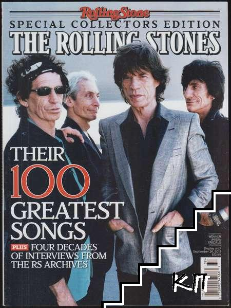The Rolling Stones: Their 100 Greatest Songs