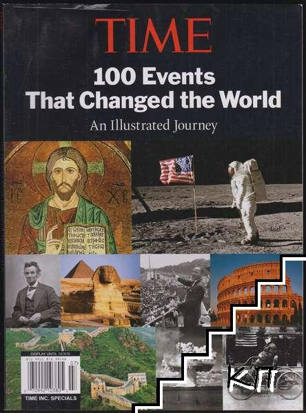 Time 100 Events That Changed The World