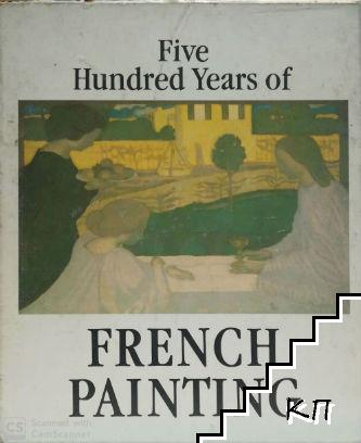 Five Hundred years of French painting. Book 1-2