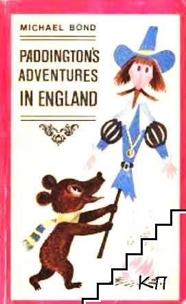 Paddington's adventures in England