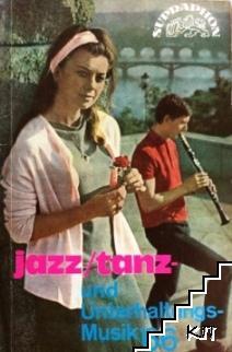 Jazz / tanz - und Unterhaltungs - Musik'66