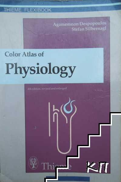 Colour Atlas of Physiology