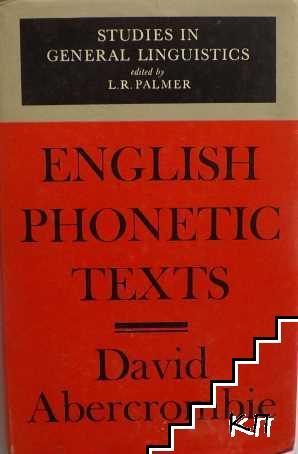English Phonetic Texts