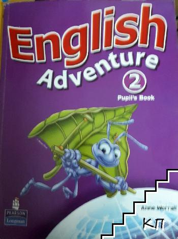 English Adventure. Pupil`s book 2