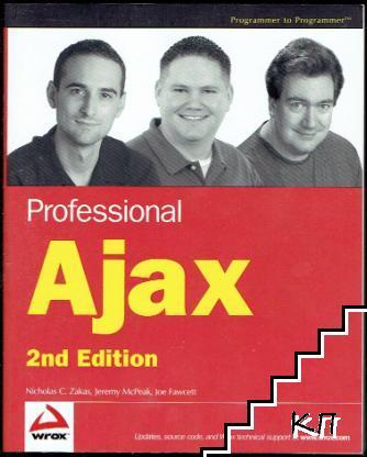 Professonal Ajax 2nd Edition