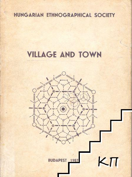 Village and Town