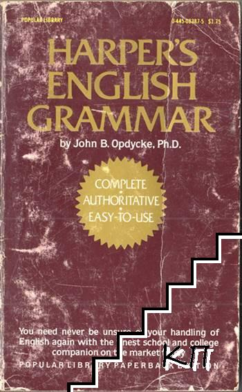 Harper's English Grammar