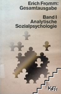 Analytische Sozialpsychologie: Band 1