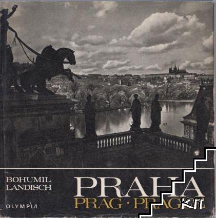 Praha / Prag / Prague