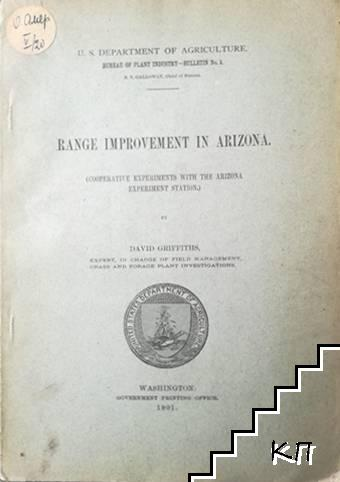 Range Improvement in Arizona