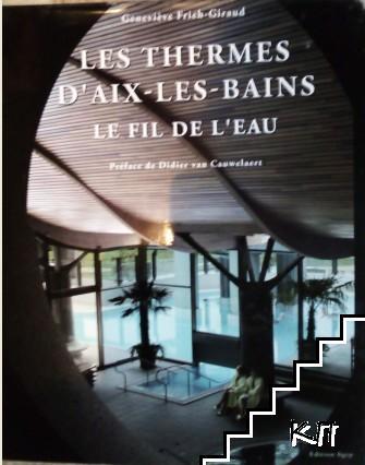Les Thermes Nationaux d`Aix-les Bains