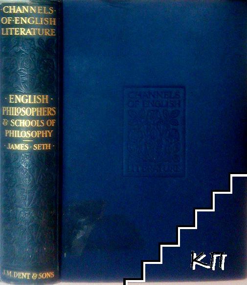 English Philosophers and Schools of Philosophy