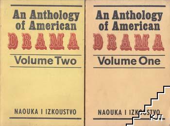 An American Drama. Vol. 1-2