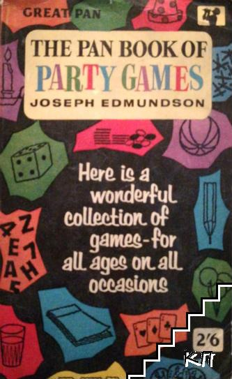 The Pan book of Party Games