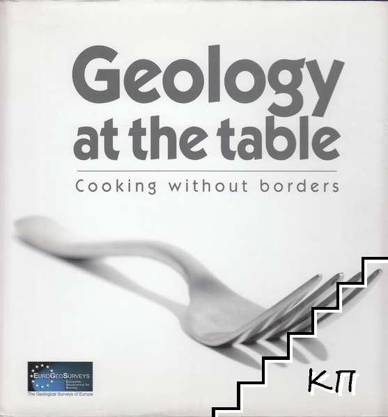 Geology at the Table: Cooking Without Borders