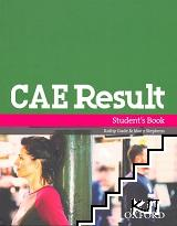 CAE Result Students' book