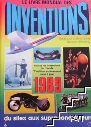 Le Livre Mondial Des Inventions 1989
