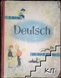 Deutsch für die 2. klasse