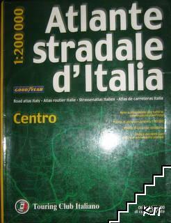 Atlante Stradale D'italia: Centro - Tci. a2