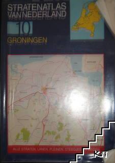 Stratenatlas Van Nederland: Groningen 10